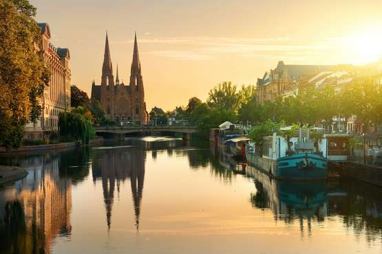 Strassburgs Neustadt, das «Deutsche Viertel»