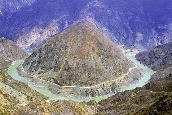 la Chine - Yangtsee © lernidee.de