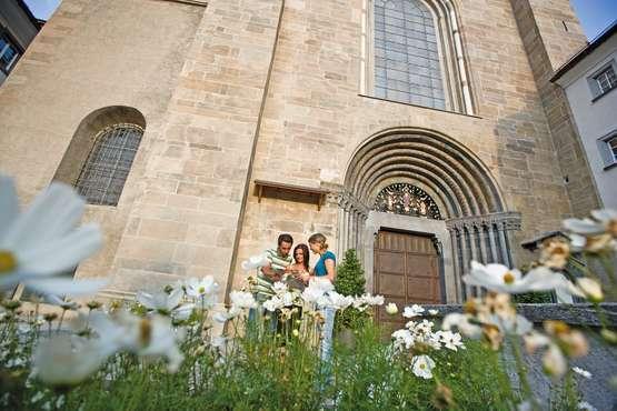 Kathedrale Portal