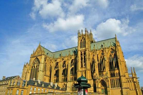 Kathedrale von Metz © CDT Moselle / J.-C. Kanny