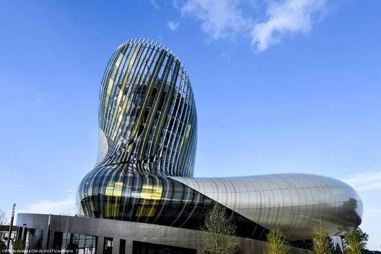 La Cité du vin © Photos Anaka/La Cité du Vin/XTU architects