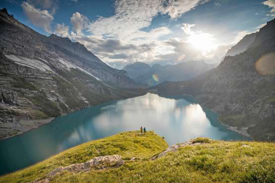 © Tourismusbüro Kandersteg  David Birri