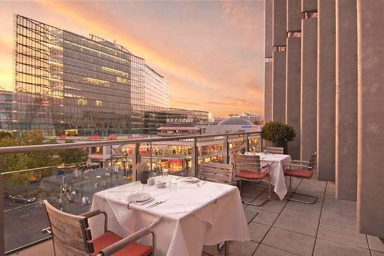 Restaurant/Terrasse