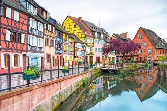 Die Alstadt von Colmar © stevanzz - Fotolia.com