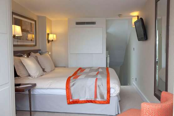 Chambre «Duplex»