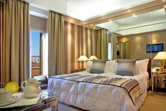 Superior Zimmer, moderner Stil