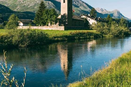 © Sils Tourismus Fotograf: Gian Andri Giovanoli