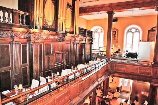 The Church, Pub und Restaurant