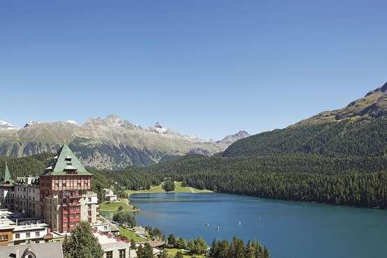 © Badrutt's Palace Hotel