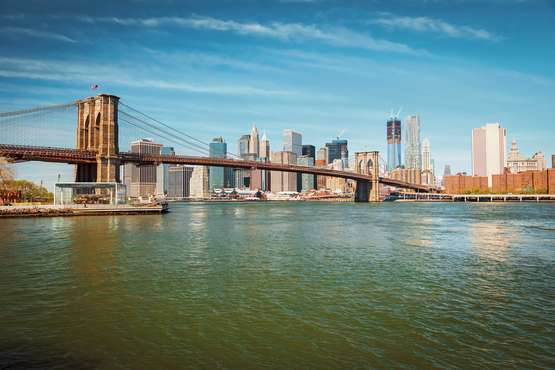 Brooklyn Bridge, Manhattan