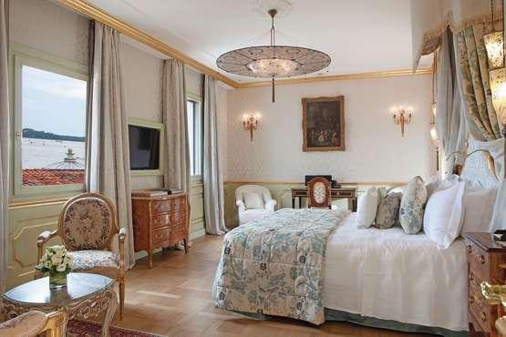 Terrace Suite Master Bedroom