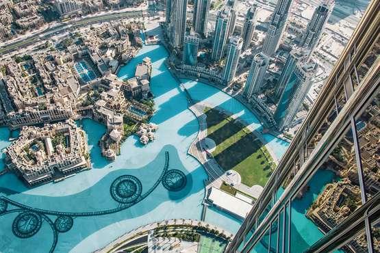 Burj Khalifa observatoire