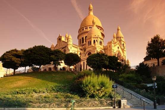 Sacré-Cœur © hassan bensliman - Fotolia.com