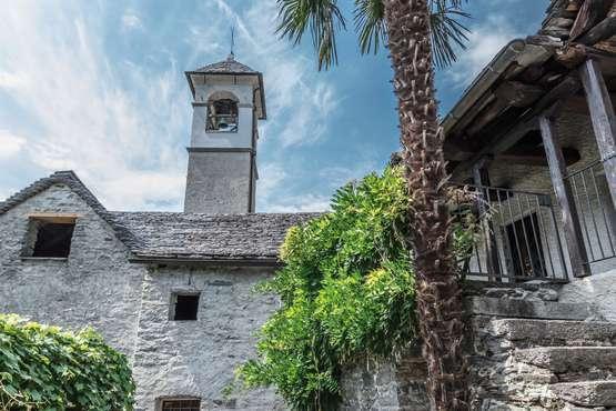 Avegno © Ascona-Locarno Tourism - Alessio Pizzicannella
