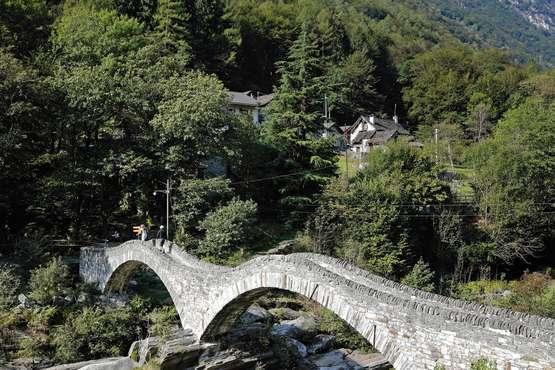 Val Verzasca © Ticino Turismo - Remy Steinegger