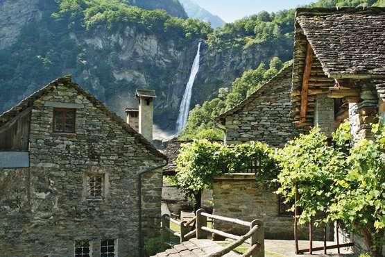 Val Bavona © Ticino Turismo - Alexandre Zveiger