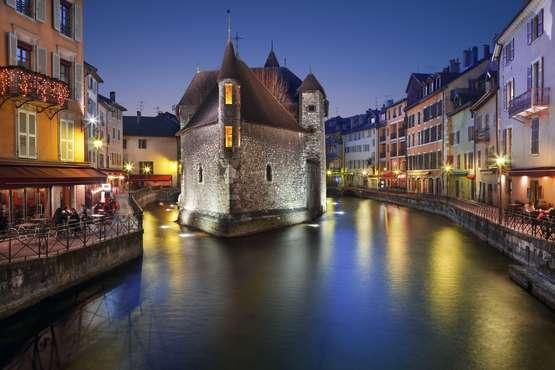 Die Altstadt von Annecy