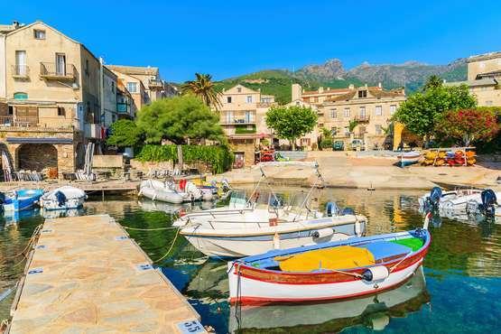 Erbalunga, Cap Corse