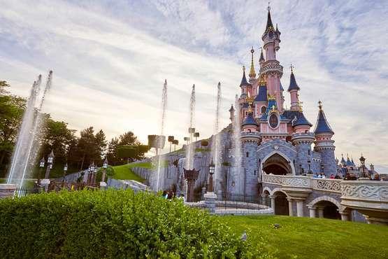 Dornröschenschloss © Disney