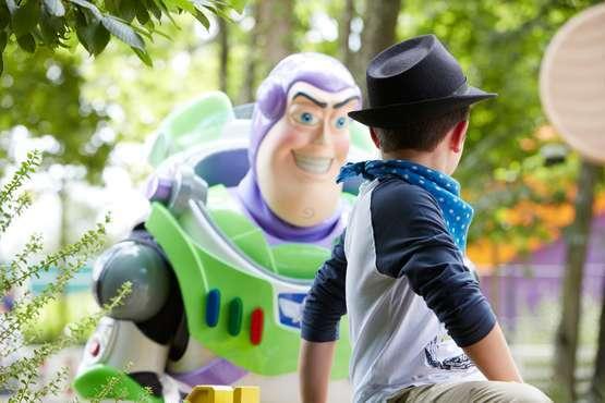 Buzz Lightyear, Toy Story © Disney
