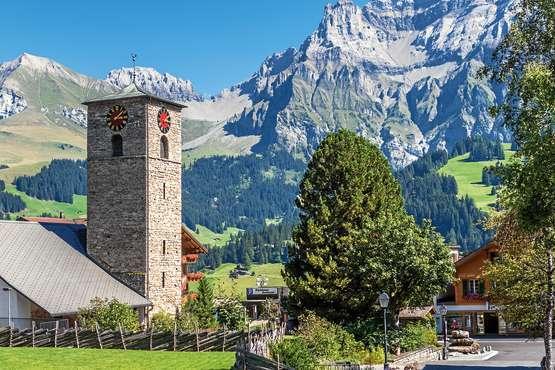 © Tourismus Adelboden - Lenk - Kandersteg / Mattias Nutt