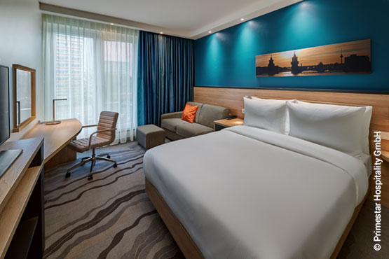 "Hampton by Hilton Berlin CityCentre Alexanderplatz <span class=""stars"">3</span>"