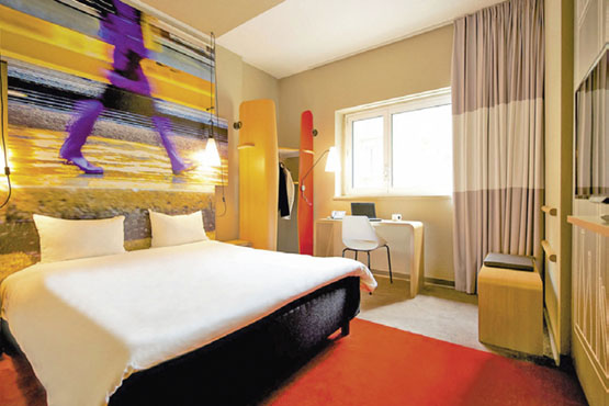 Hotel Ibis Milano Centro***