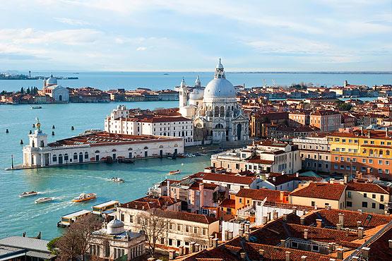 Venedig – Prag – Paris
