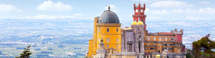Tagesausflug Sintra, Cascais, Estoril