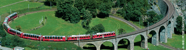 Bernina Express Chur - Tirano