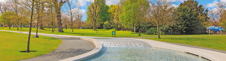 Princess Diana Memorial Fountain