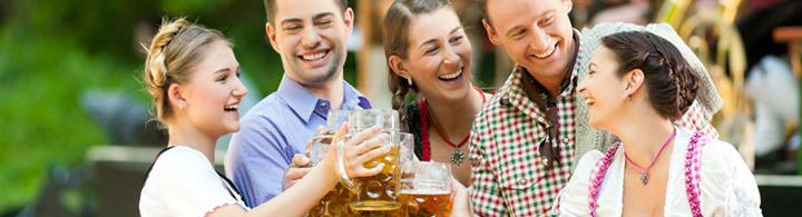 La bière, star de l'Oktoberfest