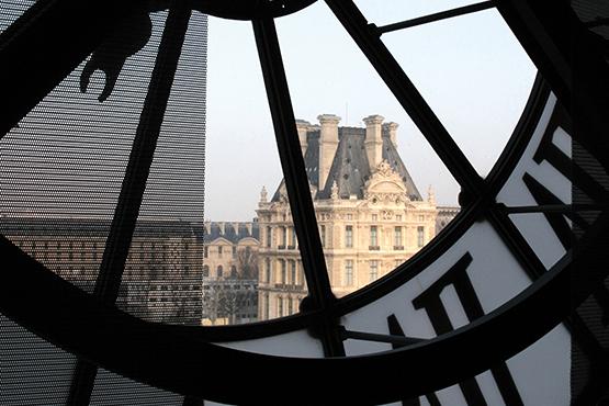Orsay et Louvre sans attente