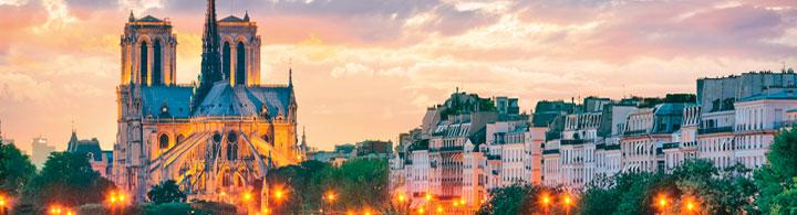 Tour privé de Paris