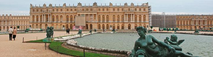 Excursion au château de Versailles