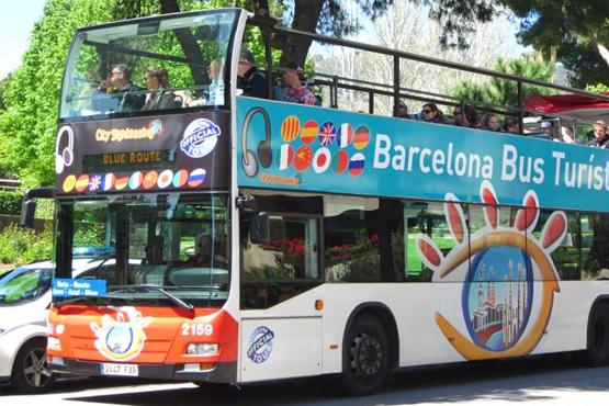 Stadtrundfahrt im Doppeldeckebus