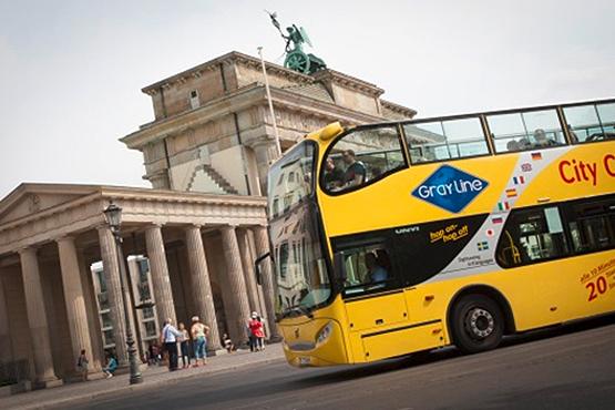 Tour de ville en bus impériale