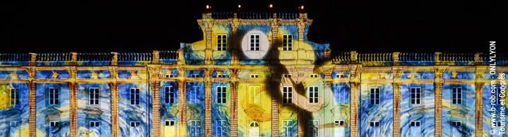 Fête des lumières à Lyon