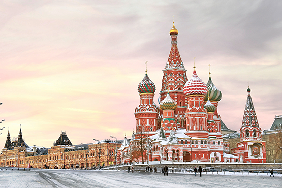 Moskau - Peking