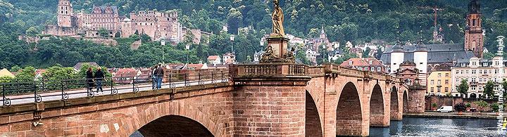 Burgenstrasse – Burgen- und Schlösserromantik