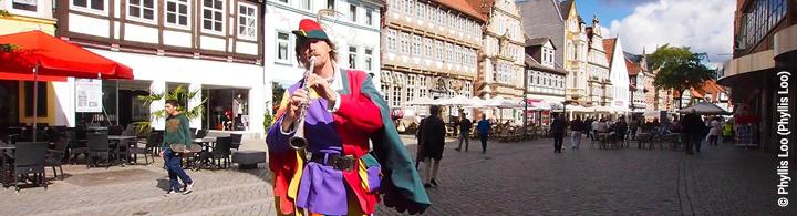Märchenstrasse – Manchmal werden Märchen wahr