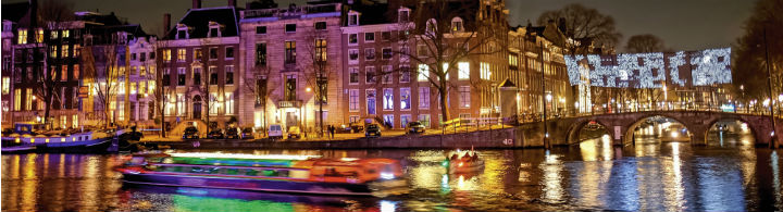 Amsterdam - Festival of Lights 30.11.18 - 20.01.19