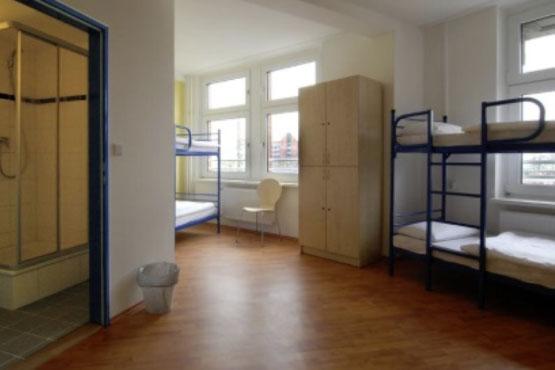 A & O Hostel Reeperbahn  <span class='stars'>2</span>