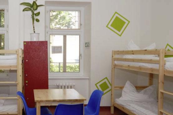 Westend City Hostel  <span class='stars'>2</span>