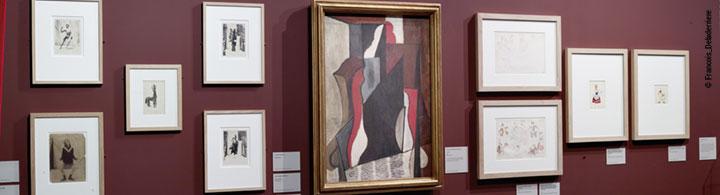 Picasso, Voyages imaginaires - du 16.02 au 24.06.2018