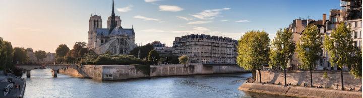 Les îles de Paris