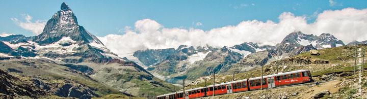 Gornergrat Bahn (ab Zermatt)