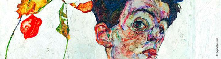 Egon Schiele. L'exposition anniversaire 23.2–4.11.2018