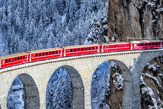 St. Moritz - Brig