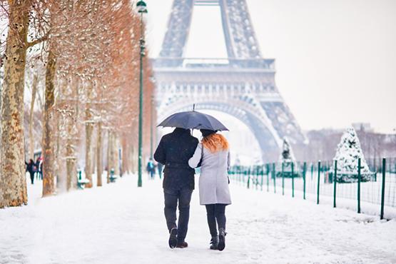 Kurztrip nach Paris
